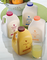 Aloe Vera Gel Drinks in four healthy varieties of fresh, stabilized aloe vera gel - Aloe Vera Gel, Aloe Berry Nectar, Forever Bits n� Peaches and Forever Freedom. The primary ingredient of all four varieties of aloe vera gel drinks is raw aloe vera gel. Also Forever Pomesteen Power, Aloe Blossom Herbal Tea and Aloe2Go. Supplier of Forever Living Aloe Vera Products in Florida
