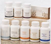 A range of supplements from the aloe vera online shop. Supplier of Forever Living Aloe Vera Products in Florida